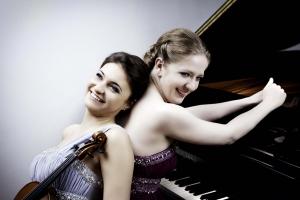 Heidi Schmid und Tatjana Chernichka